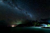 Night Sky of Cocos  _8KW9891
