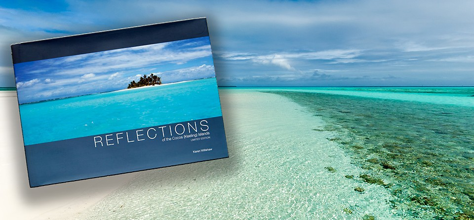 Reflections of the Cocos (Keeling) Islands